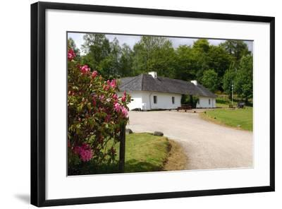 Clan Cameron Museum, Achnacarry, Near Spean Bridge, Highland, Scotland-Peter Thompson-Framed Photographic Print