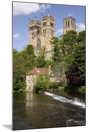 Durham Cathedral and Mill-Peter Thompson-Mounted Photographic Print