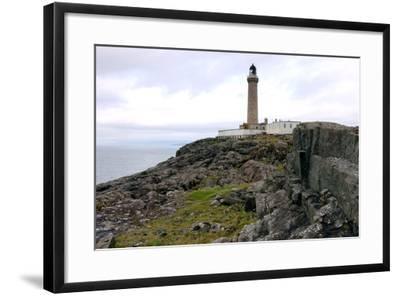 Ardnamurchan Lighthouse, Highland, Scotland-Peter Thompson-Framed Photographic Print