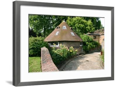 Ice House, Holland Park, London-Peter Thompson-Framed Photographic Print