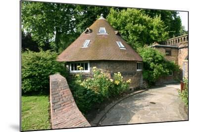 Ice House, Holland Park, London-Peter Thompson-Mounted Photographic Print