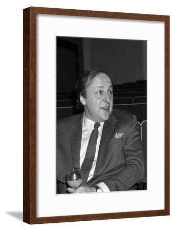Benny Green, London, 1971-Brian O'Connor-Framed Photographic Print