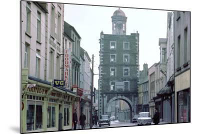 Street Scene in Youghal, County Cork, Ireland-CM Dixon-Mounted Photographic Print