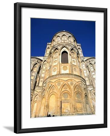 Cathedral, Monreale, Sicily, Italy-Peter Thompson-Framed Photographic Print