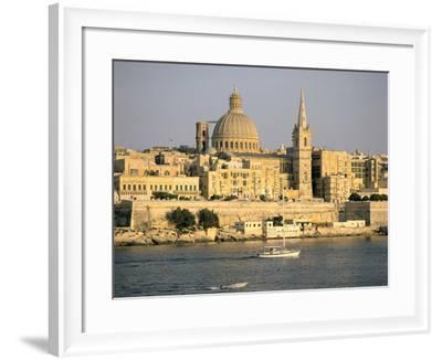 Valletta, Malta-Peter Thompson-Framed Photographic Print