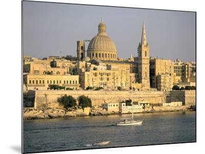 Valletta, Malta-Peter Thompson-Mounted Photographic Print