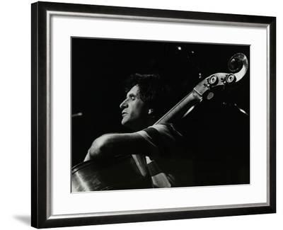 The Daryl Runswick Quartet in Concert at the Stables, Wavendon, Buckinghamshire, 1981-Denis Williams-Framed Photographic Print