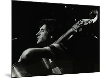 The Daryl Runswick Quartet in Concert at the Stables, Wavendon, Buckinghamshire, 1981-Denis Williams-Mounted Photographic Print
