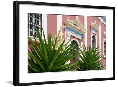 Karavados Church, Kefalonia, Greece-Peter Thompson-Framed Photographic Print