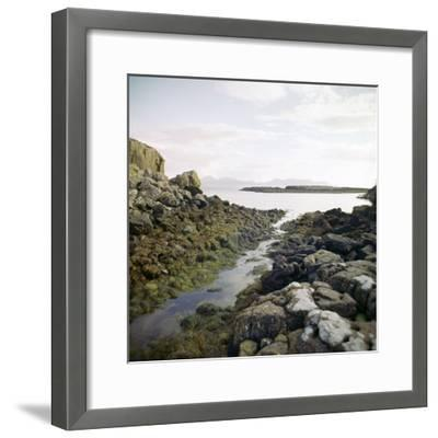 Canal Near the Promontory Fort at Ruadha a Dunain-CM Dixon-Framed Photographic Print