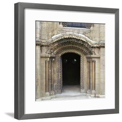 Southwell Minster in Nottinghamshire, 12th Century-CM Dixon-Framed Photographic Print