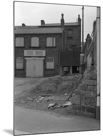 Urban Regeneration in Mexborough, South Yorkshire, 1966-Michael Walters-Mounted Photographic Print