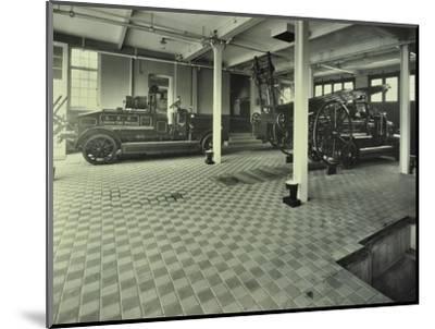 Dockhead Fire Station, No 8 Wolseley Street, Bermondsey, London, 1929--Mounted Photographic Print