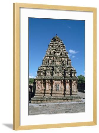 Airatesvara Temple, Dharasuram, Tamil Nadu, India-Vivienne Sharp-Framed Photographic Print