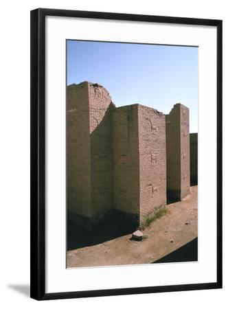 Ishtar Gate, Babylon, Iraq-Vivienne Sharp-Framed Photographic Print