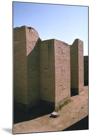 Ishtar Gate, Babylon, Iraq-Vivienne Sharp-Mounted Photographic Print