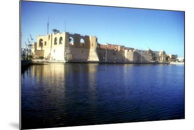 Tripoli Castle, Libya-Vivienne Sharp-Mounted Photographic Print