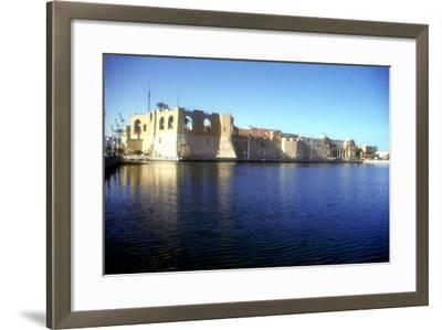 Tripoli Castle, Libya-Vivienne Sharp-Framed Photographic Print