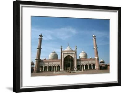 Jama Masjid, Delhi, India-Vivienne Sharp-Framed Photographic Print