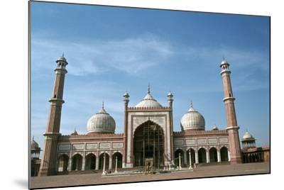 Jama Masjid, Delhi, India-Vivienne Sharp-Mounted Photographic Print