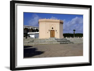 Square of the Martyrs, Benghazi, Libya-Vivienne Sharp-Framed Photographic Print