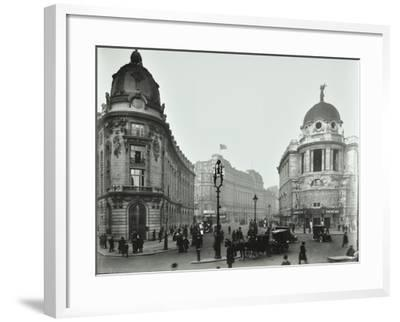 The Gaiety Theatre, Aldwych, London, 1909--Framed Photographic Print