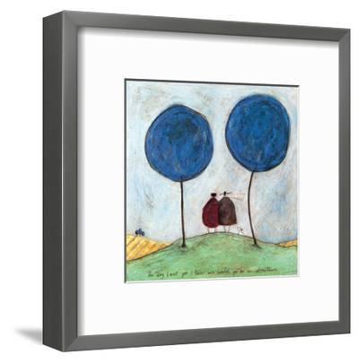 The Day I Met You-Sam Toft-Framed Giclee Print