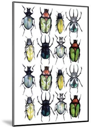 Stop Buggin' Me-Sofie Rolfsdotter-Mounted Giclee Print