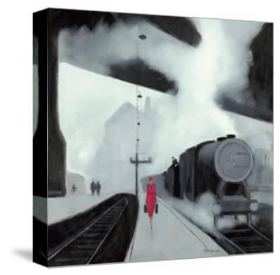 New Beginnings-Jon Barker-Stretched Canvas Print