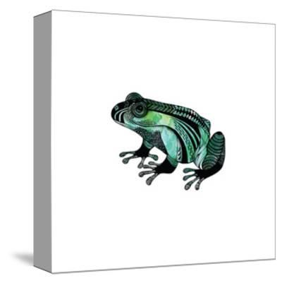 Le Frog-Sofie Rolfsdotter-Stretched Canvas Print