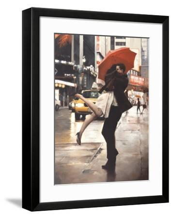 The Reunion-Daniel Del Orfano-Framed Giclee Print