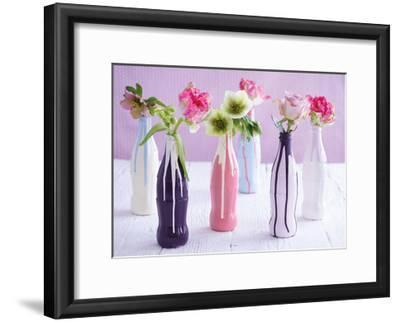 Floral Pop-Howard Shooter-Framed Giclee Print