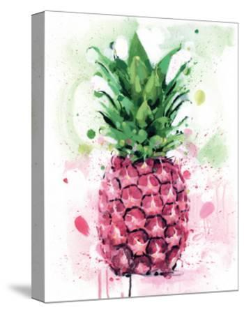 Tropical-James Paterson-Stretched Canvas Print