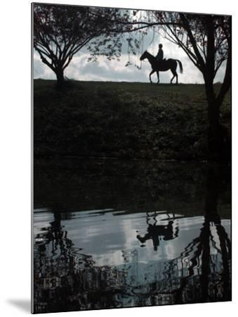 Horse Ride--Mounted Photographic Print