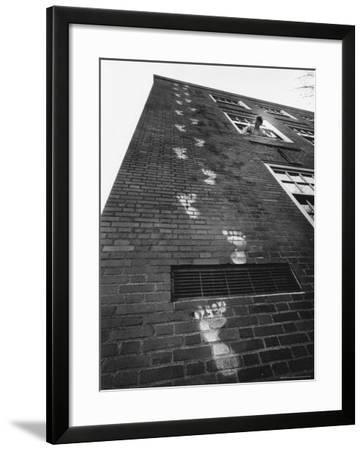 Keeping Track, Salem, Oregon, c.1967--Framed Photographic Print