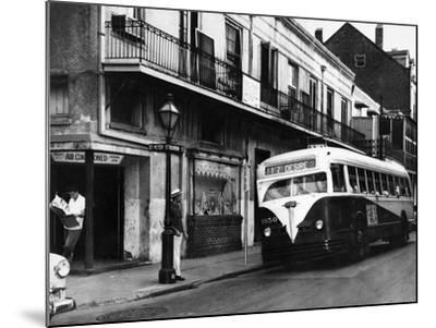 The Streetcar Named Desire is Now a Bus--Mounted Photographic Print