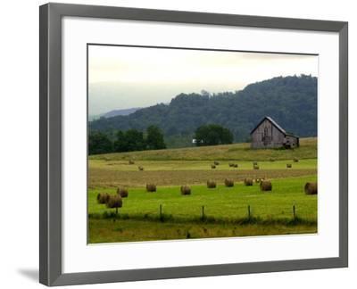 Landscapes Along the Farm Heritage Road-Jon C. Hancock-Framed Photographic Print
