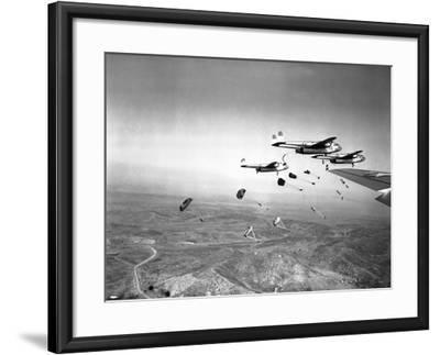 Korean War-James Martenhoff-Framed Photographic Print