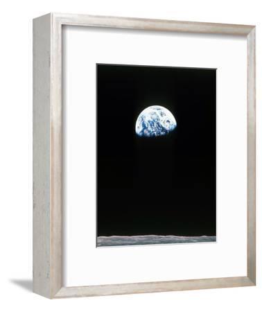 Apollo 11--Framed Photographic Print