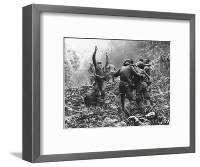 Vietnam War-Art Greenspon-Framed Photographic Print