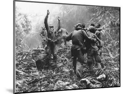 Vietnam War-Art Greenspon-Mounted Photographic Print