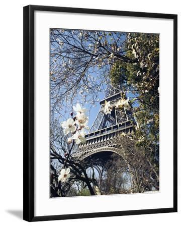 Eiffel Tower-Michel Lipchitz-Framed Photographic Print