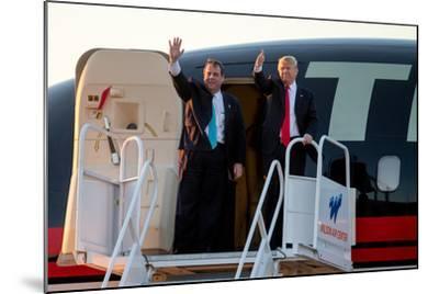 GOP 2016 Trump-Andrew Harnik-Mounted Photographic Print