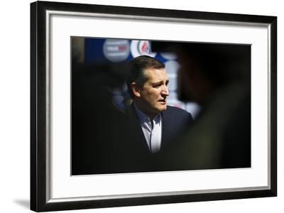 GOP 2016 Cruz-Kevin Liles-Framed Photographic Print