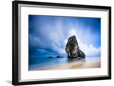 Passing Storm-Dan Ballard-Framed Photographic Print