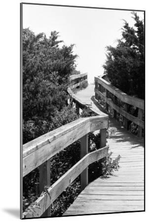 To the Beach-Jeff Pica-Mounted Photographic Print