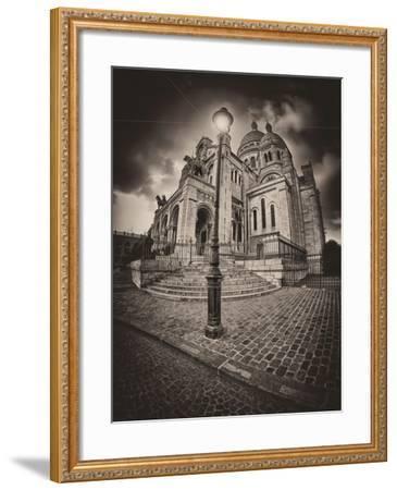 Montemartre-Sebastien Lory-Framed Photographic Print