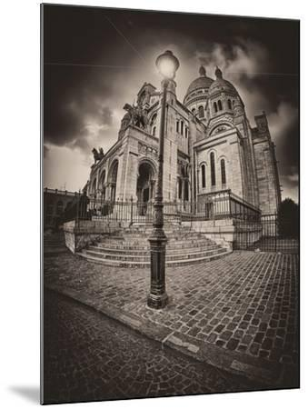 Montemartre-Sebastien Lory-Mounted Photographic Print