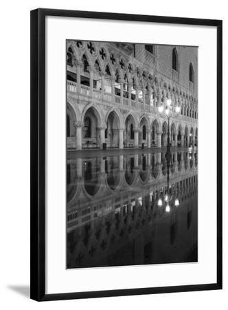 Venetia Reflection-Moises Levy-Framed Photographic Print