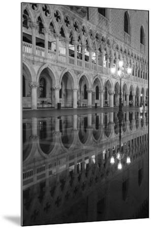 Venetia Reflection-Moises Levy-Mounted Photographic Print